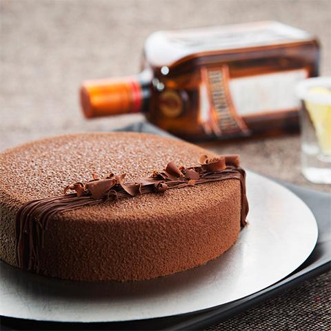 君度可可蛋糕