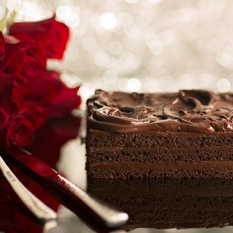 魔鬼巧克力蛋糕