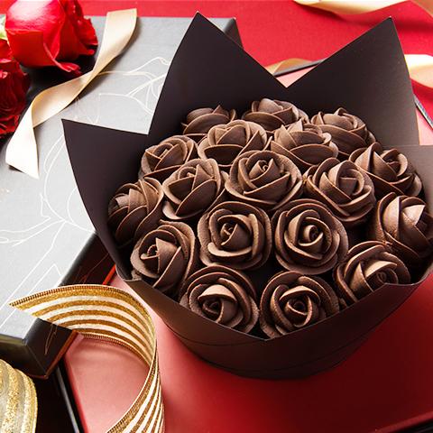 约瑟芬玫瑰蛋糕